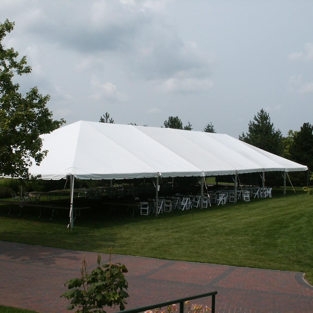 40x100 Frame Tent