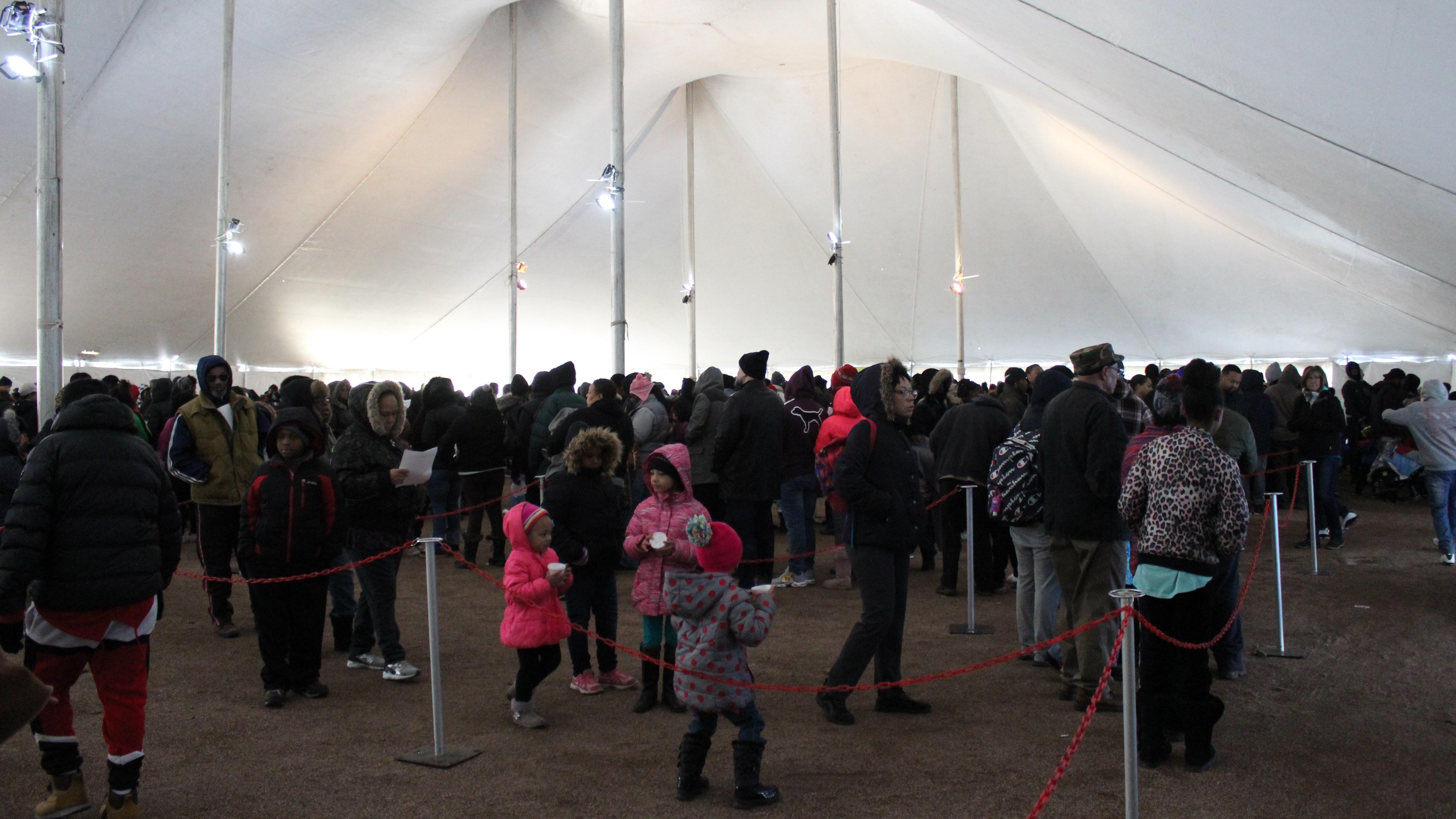100x150 Pole Tent