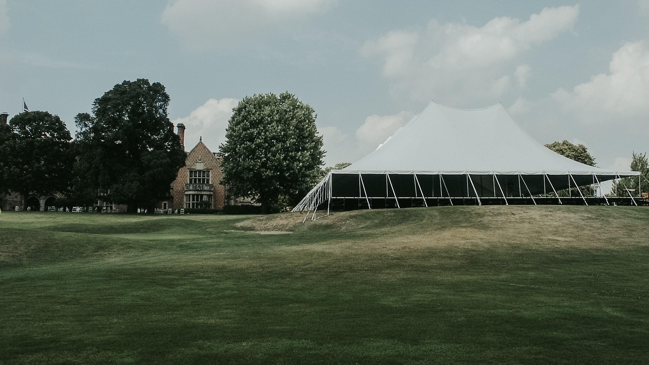 100x175 Pole Tent